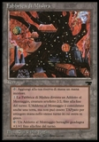 Magic the Gathering Rennaisance Single Mishra's Factory (Fall) Italian LIGHT PLAY (NM)