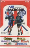 1992/93 MILL Stx Lacrosse Box