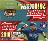 2010 Topps Update Baseball 24-Pack Box