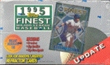 1995 Topps Finest Update Baseball Hobby Box