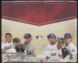 2005 Fleer Skybox Autographics Baseball 24 Pack Box (Upper Deck)
