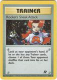 Pokemon Team Rocket Single Trainer Rocket's Sneak Attack 16/82