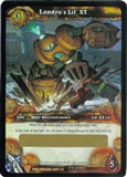 WoW Worldbreaker Single Landro's Lil XT Unscratched Loot Card