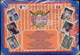 1992 Upper Deck Low # Baseball Jumbo Box