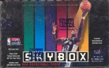 1992/93 Skybox Series 1 Basketball Hobby Box