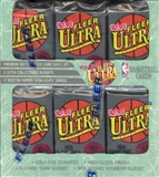 1992/93 Fleer Ultra Series 1 Basketball Jumbo Box