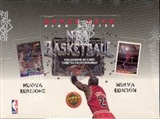 1992/93 Upper Deck Italian Hi # Basketball Hobby 12-Box Case