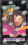 The Elvis Collection the Cards of His Life Series 2 Box (1992 River Group)