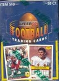 1992 Fleer Football Wax Box
