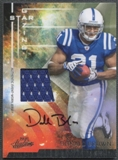 2009 Absolute Memorabilia Star Gazing Materials Autographs #28 Donald Brown 14/25