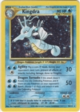 Pokemon Neo Genesis Single Kingdra 8/111