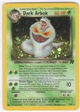 Pokemon Team Rocket Single Dark Arbok 2/82