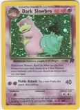 Pokemon Team Rocket 1st Edition Single Dark Slowbro 12/82