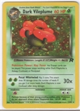 Pokemon Team Rocket Single Dark Vileplume 13/82