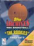 1993 Topps Archives Basketball Hobby Box