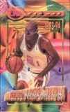 1993/94 Topps Finest Basketball Hobby Box