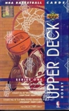 1993/94 Upper Deck Series 1 Basketball Hobby Box