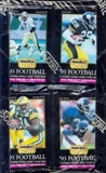 1993 Pinnacle Football Jumbo Box