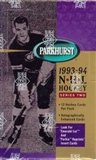 1993/94 Parkhurst Series 2 Hockey Hobby Box