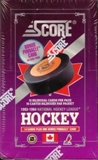1993/94 Score Canadian Series 1 Hockey Hobby Box