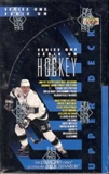1993/94 Upper Deck Bilingual Series 1 Hockey Hobby Box