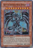 Yu-Gi-Oh Absolute Powerforce Single Red-Eyes Darkness Metal Dragon Super Rare - NEAR MINT (NM)