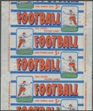 1953 Bowman Football Wrapper