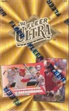 1994 Fleer Ultra Series 1 Baseball Hobby Box