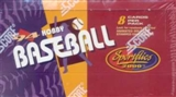 1994 Pinnacle Sportflics Baseball Hobby Box