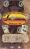 1994 Ted Williams Baseball Hobby Box