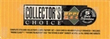 1994 Upper Deck Collector's Choice Baseball Factory Set
