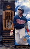 1994 Upper Deck Series 2 Baseball Hobby Box