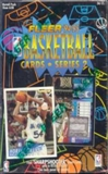 1994/95 Fleer Series 2 Basketball 36 Pack Box