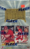 1994/95 Fleer Ultra Series 1 Hockey Hobby Box