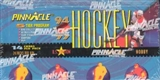 1994/95 Pinnacle Series 1 Hockey Hobby Box