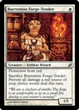 Magic the Gathering Lorwyn Single Burrenton Forge-Tender UNPLAYED (NM/MT)