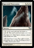 Magic the Gathering Shadowmoor Single Spectral Procession - NEAR MINT (NM)