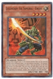 Yu-Gi-Oh Storm of Ragnarok Single Legendary Six Samurai - Enishi Ultra Rare