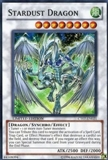 Yu-Gi-Oh Limited Edition Tin Single Stardust Dragon Super Rare CT07