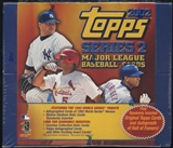 2002 Topps Series 2 Baseball 24 Pack Box