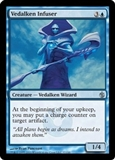 Magic the Gathering Mirrodin Besieged Single Vedalken Infuser UNPLAYED (NM/MT) 4x Lot