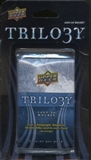 2009/10 Upper Deck Trilogy Hockey Blister Pack