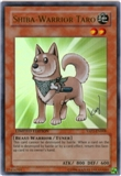 Yu-Gi-Oh Promo Single Shiba-Warrior Taro Ultra Rare (YAP1-EN008)