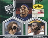2011 Press Pass Football Hobby Box