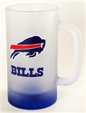 16 Oz NFL / Buffalo Bills FROSTED TANKARD MUG (Boelter)
