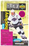 1995/96 Upper Deck Collectors Choice Single Series Hockey Retail Box