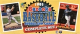 1995 Topps Bazooka Baseball Factory Set
