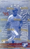 1995 Donruss Series 1 Baseball Hobby Box