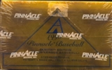 1995 Pinnacle Zenith Baseball Hobby Box