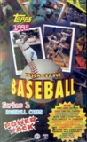 1995 Topps Series 1 Baseball 36 Pack Box